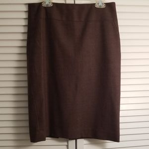 Banana Republic High waist knit skirt